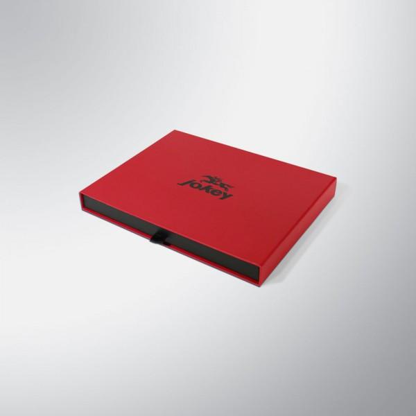 Kırmızı Çekmeceli Kutu