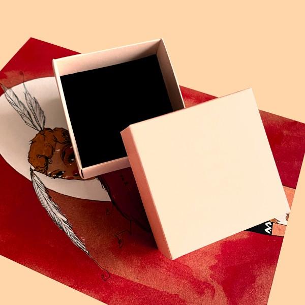Pudra Takı kutusu